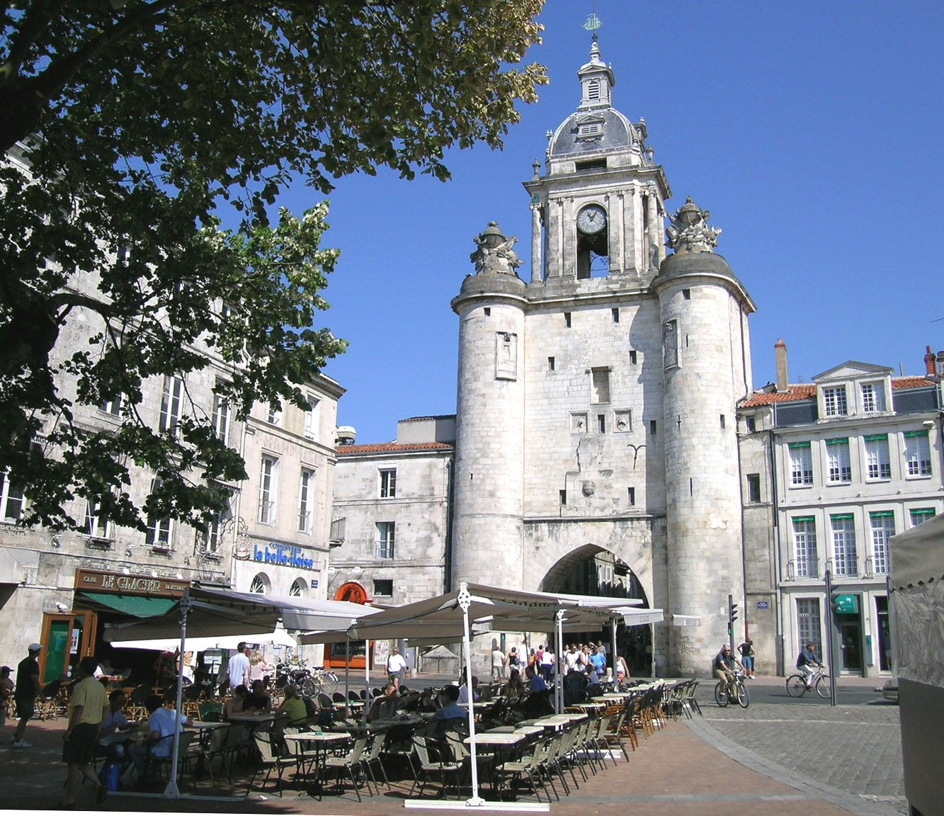 Grande Horloge, La Rochelle, France