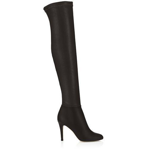 Black  Boots, Jimmy Choo