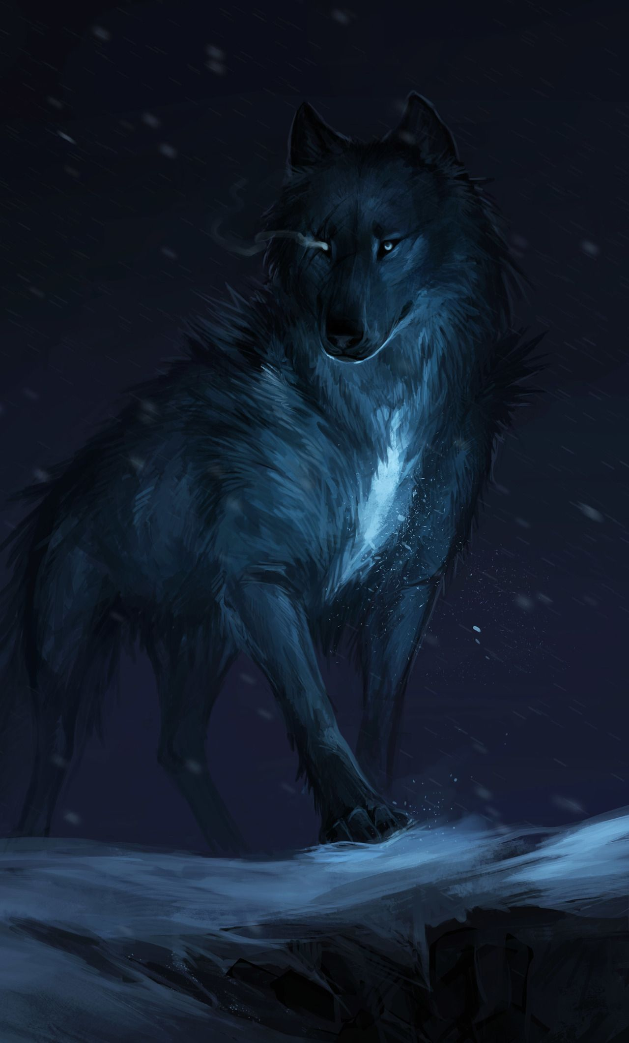 Wallpaper Iphone Hd Wolf Google Search Wolf Wallpaper Fantasy