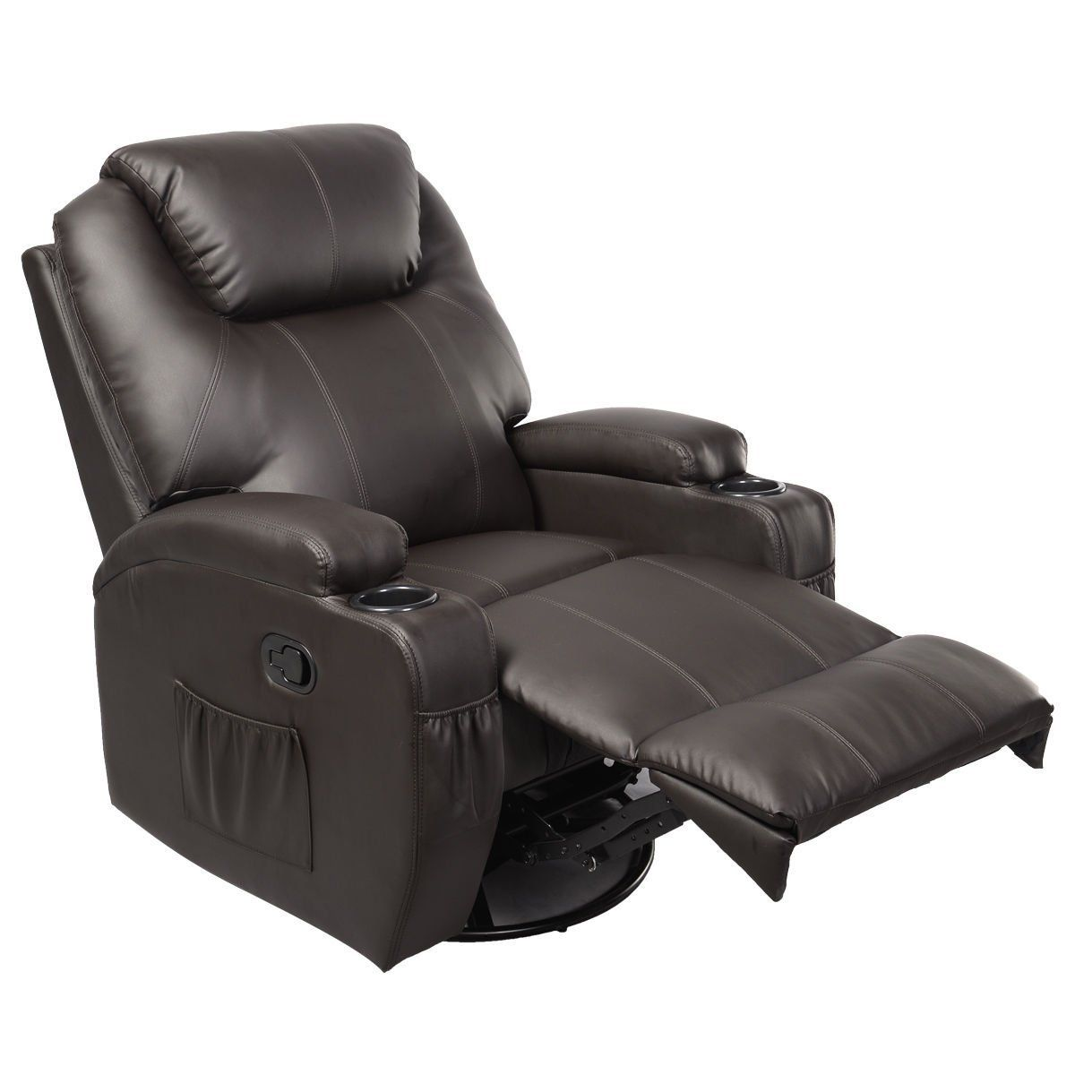 leather control deluxe ergonomic executive chairs massage on heated pin couch pinterest chair lounge sofa sale w by five recliner for stars