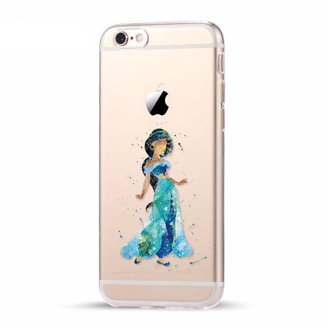 coque iphone 7 disney jasmine