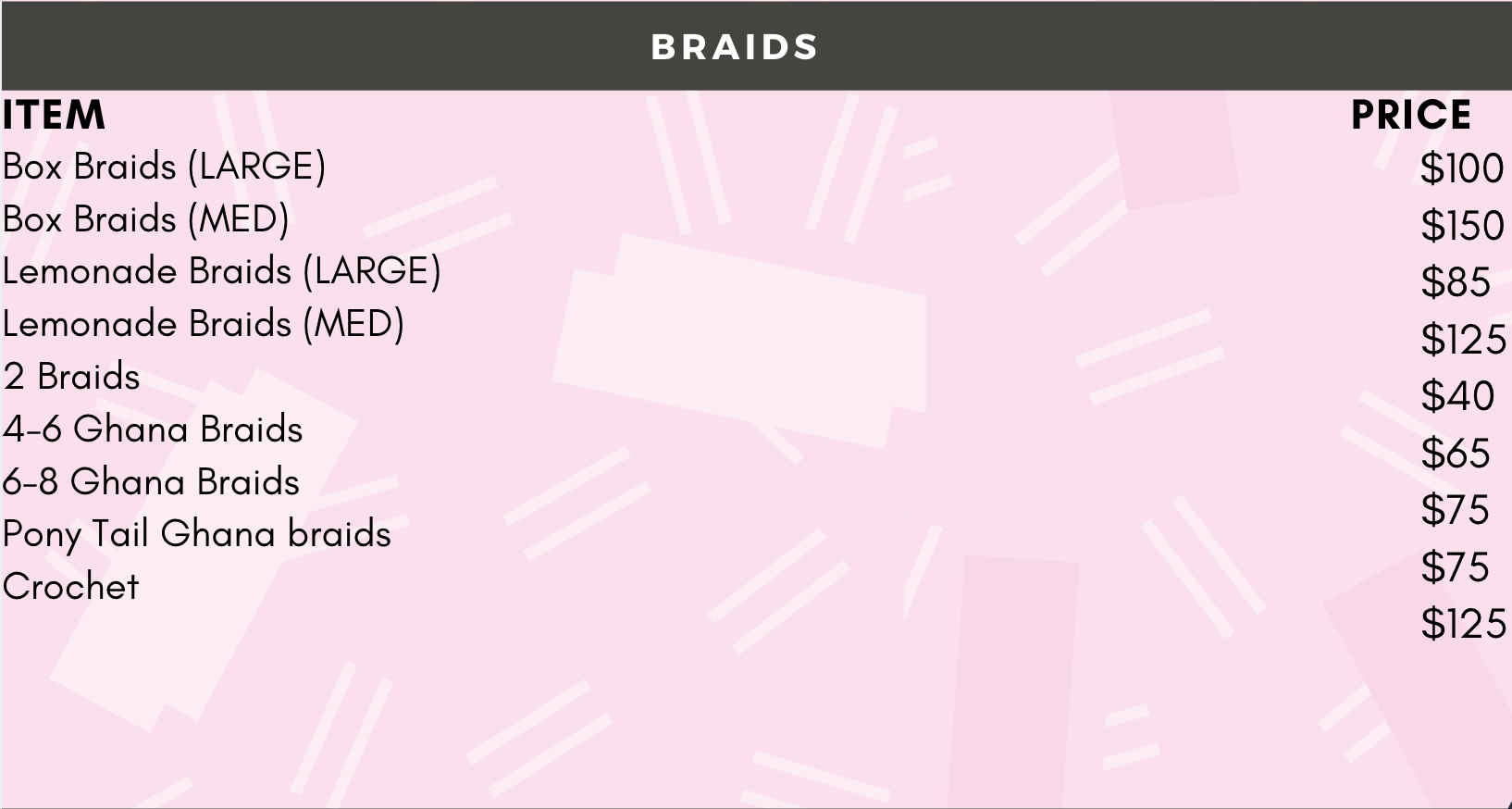 Braids In Fort Lauderdale Sew In Fort Lauderdale Black Hair Salons Box Braids Prices Hair Salon Business