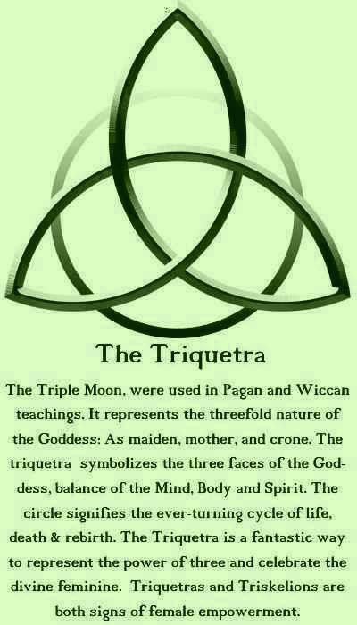 I Think What Men Fear With Paganism Is The Fact We Have Goddesses