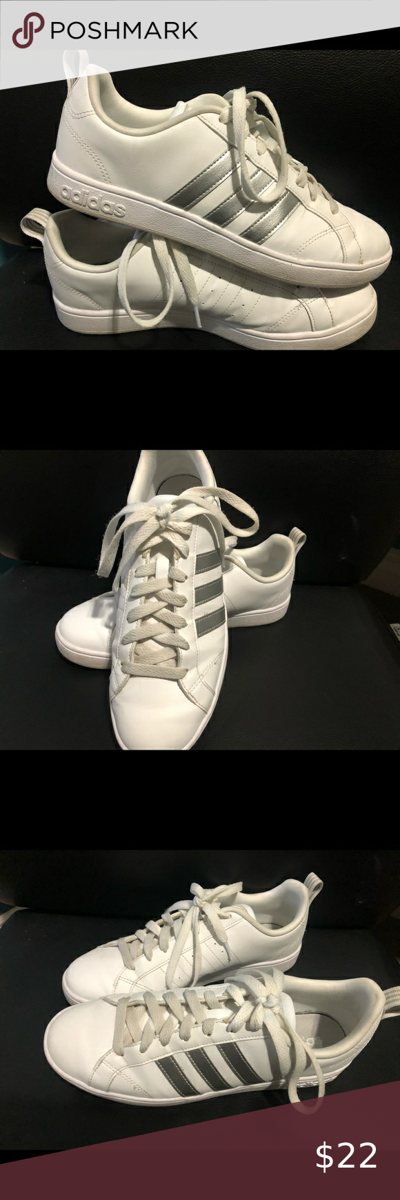 EUC Women's Adidas – Barely Worn! You can't beat sneakers that are as perfec…