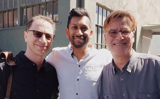 Aaron Sorkin Talks Writing For Tv On The West Wing Podcast Exclusive West Wing Actor Podcasts