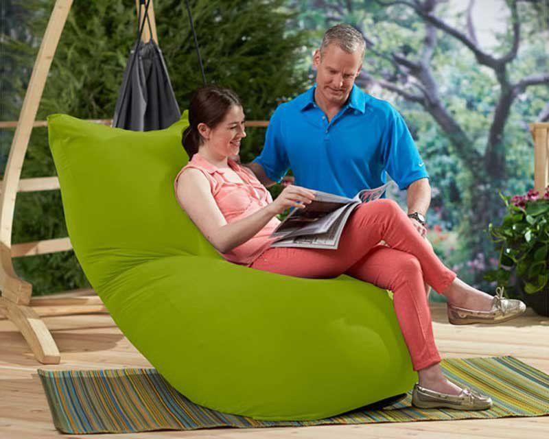 Pool Chairs · Zoola Max Outdoor Bean Bag