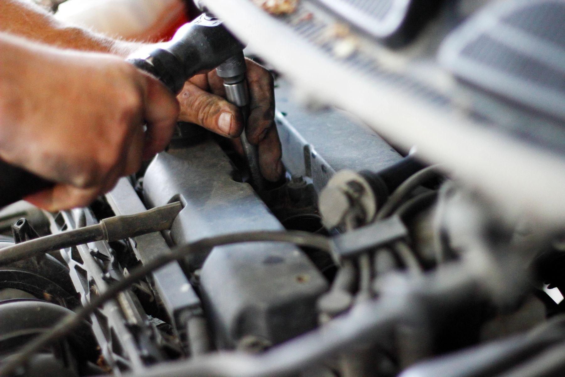 Car Battery & Radiator Replacement Auto repair, Auto