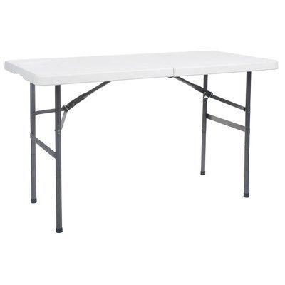 "Merax 50"" Rectangular Folding Table"
