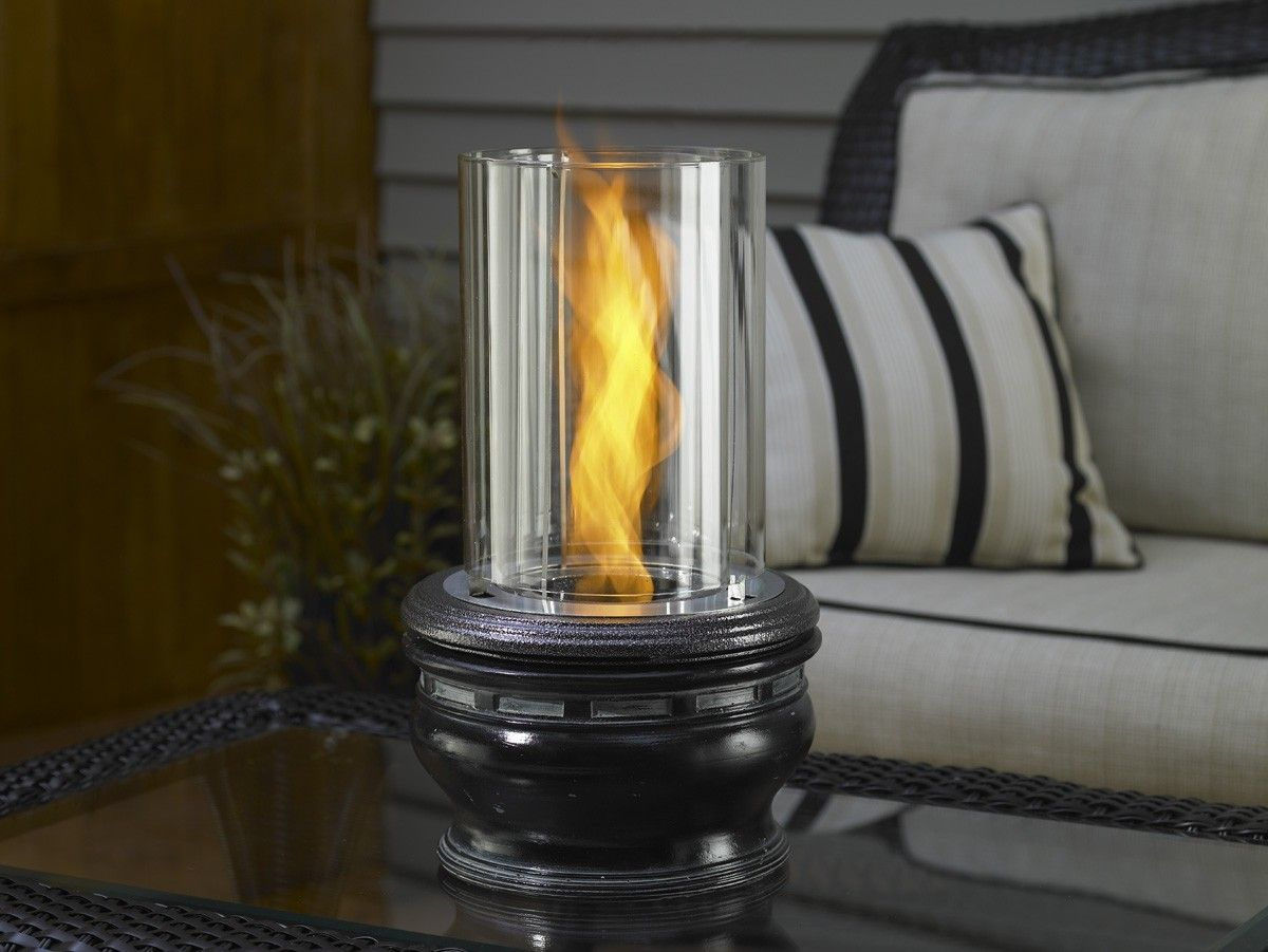 The New Twist Using Our Venturi Flame Technology The Apollo Is A Table Top Fire Pit That Runs Off Gel Fuel Gel Fireplace Fire Pit Furniture Fire Pit Table