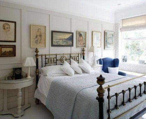 16 Schlafzimmer englischer stil