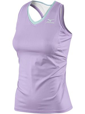 Mizuno Women's Jinx Sport Top Lavender\Ice Blue