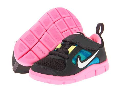detailed look 78133 ccd3e Nike Kids Free Run 3 (TDV) (Infant Toddler)