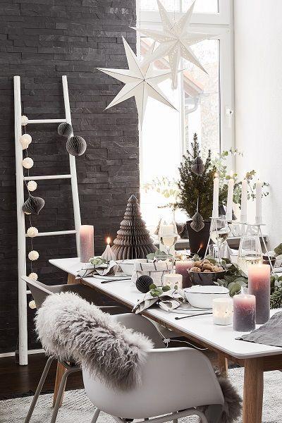 an dieser wundersch nen weihnachtstafel stimmt einfach. Black Bedroom Furniture Sets. Home Design Ideas
