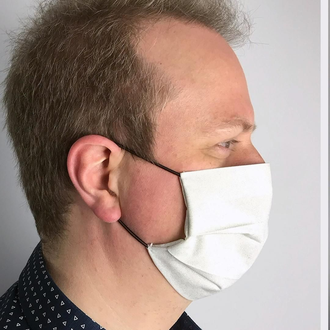 Photo of How to hand sew a face mask / Easy DIY Face mask tutorial
