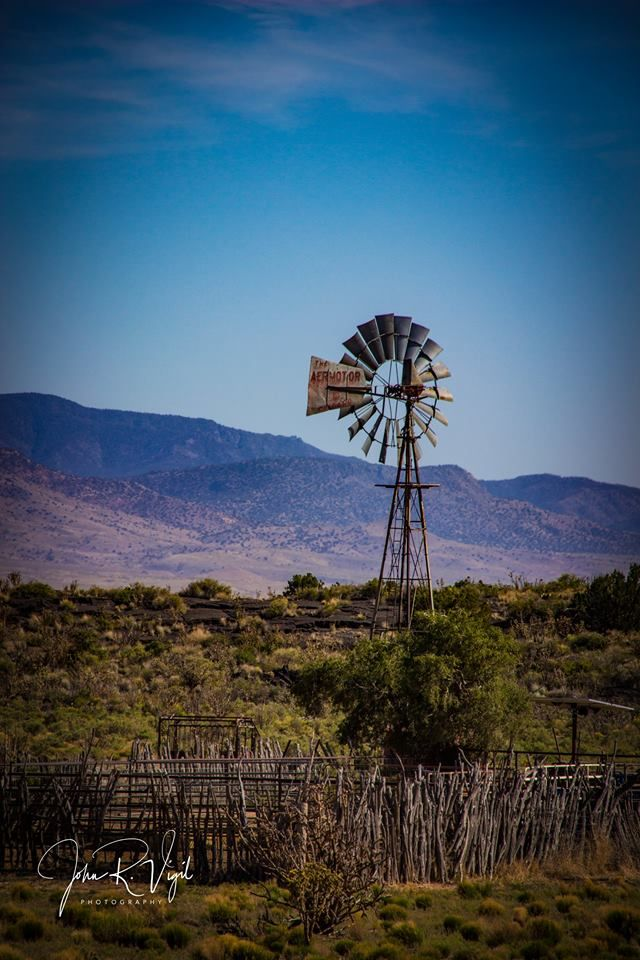 Valley Of Fires Nm Photo By John Vigil Old Windmills Valley Of