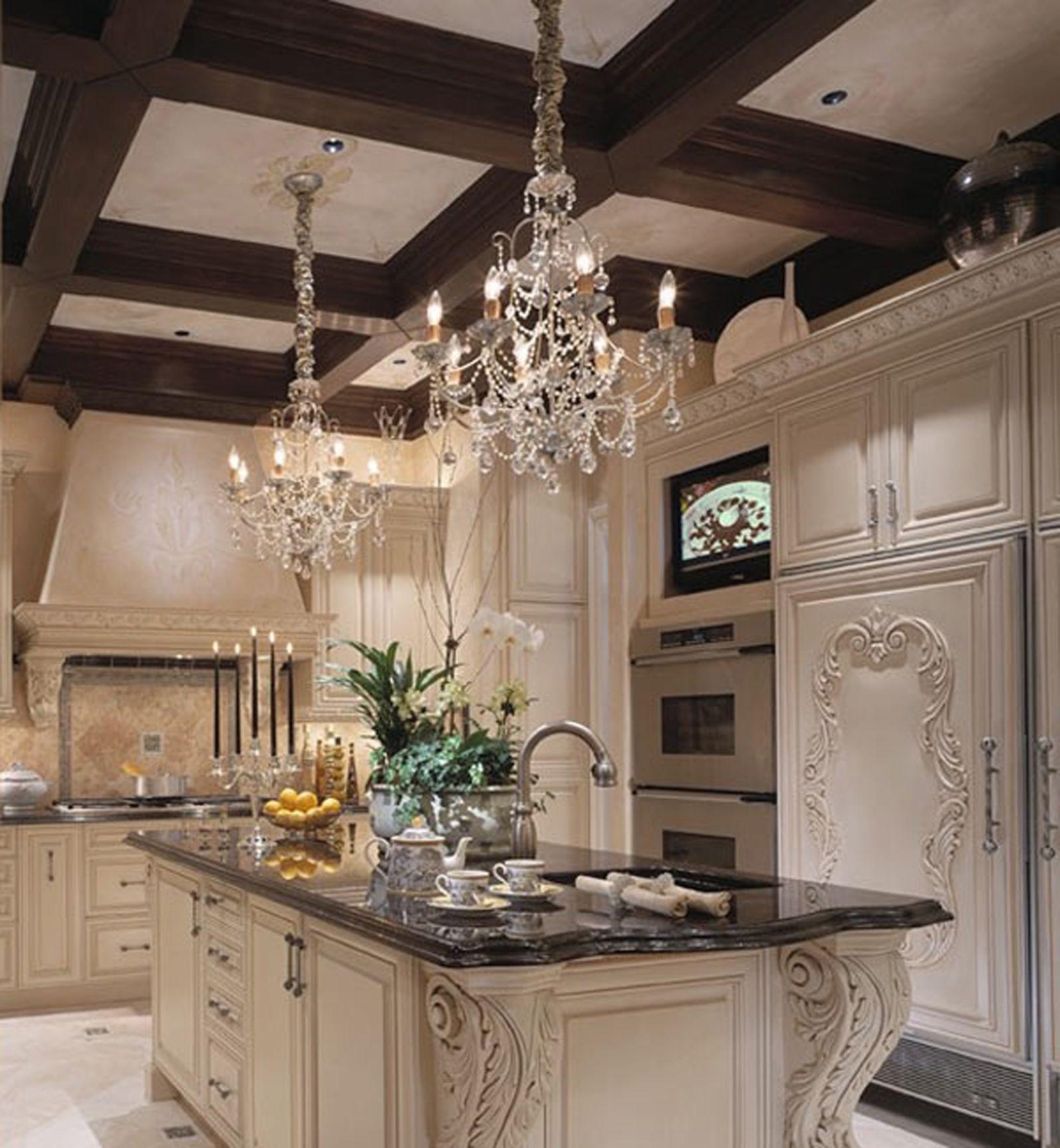 101 Custom Kitchen Design Ideas (Pictures)