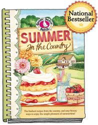 Fresh country recipes and the simple pleasures of summertime. $16.95