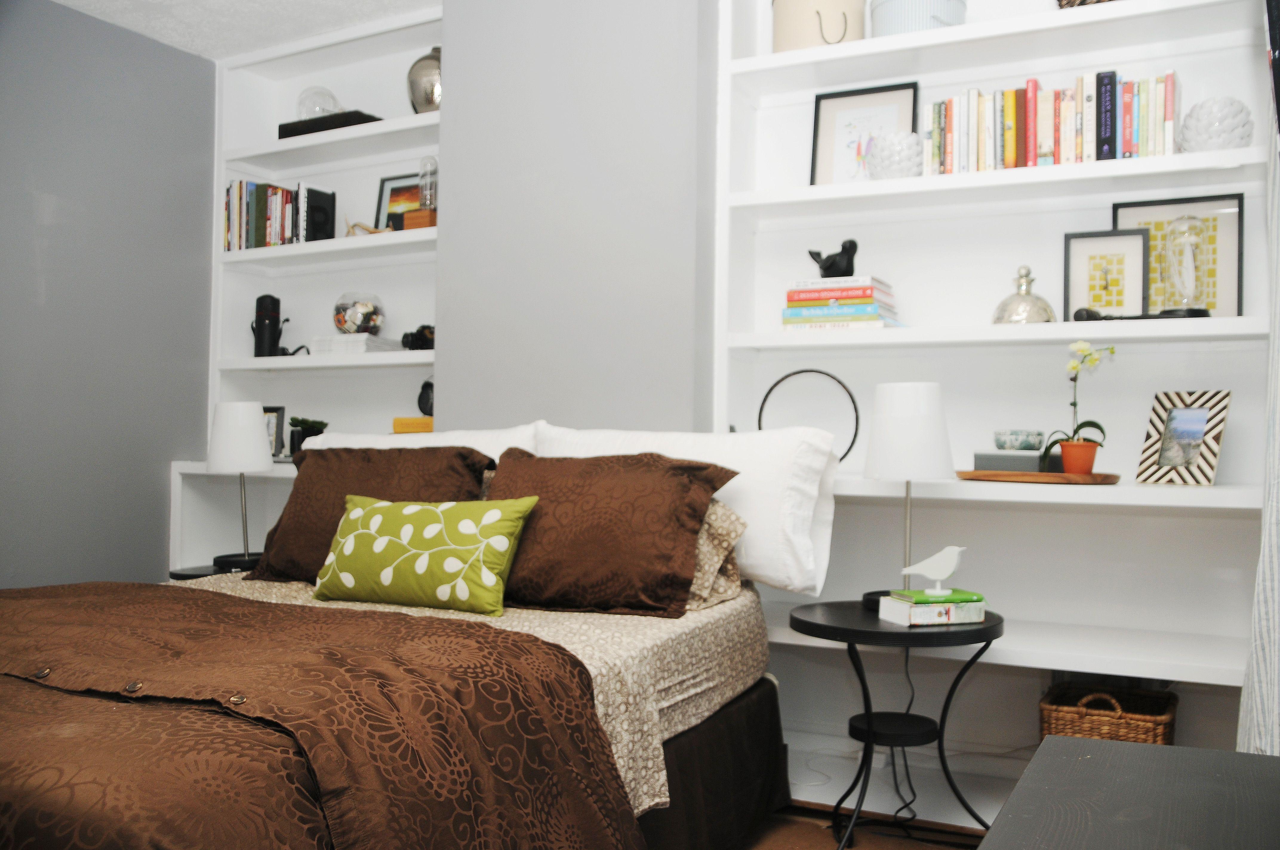 built in bedroom shelves - Left.handsintl.co