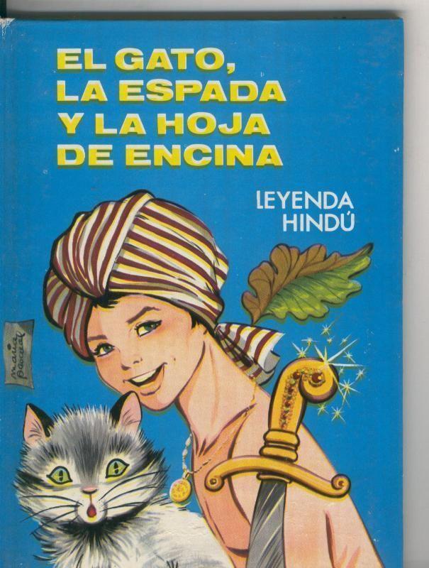 Cuentos Toray serie Cuentos Azucena numero 11: El gato, la espada y la hoja ... | eBay