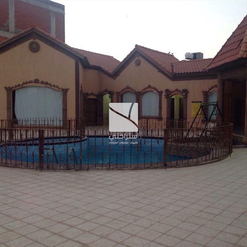 استراحة النخبة المدينة المنورة Istrahti Com House Styles Mansions House
