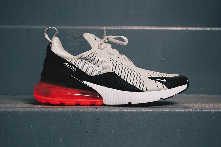 Nike's Air Max 270 Surfaces in a 'Light BoneHot Punch' Colorway