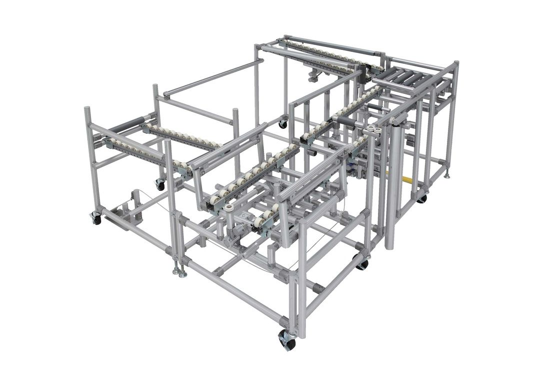 The GF-series structural aluminum framing system has been designed ...