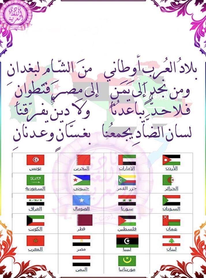Pin By Niema Rizk On أعلام الدول العربية Islamic Kids Activities Islam For Kids Activities For Kids