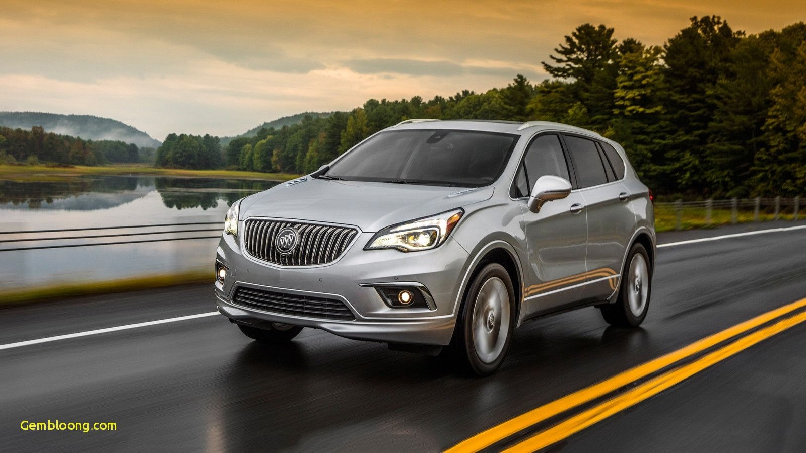 2020 Buick Envision Review Specs Hybrid Redesign Price And Photos