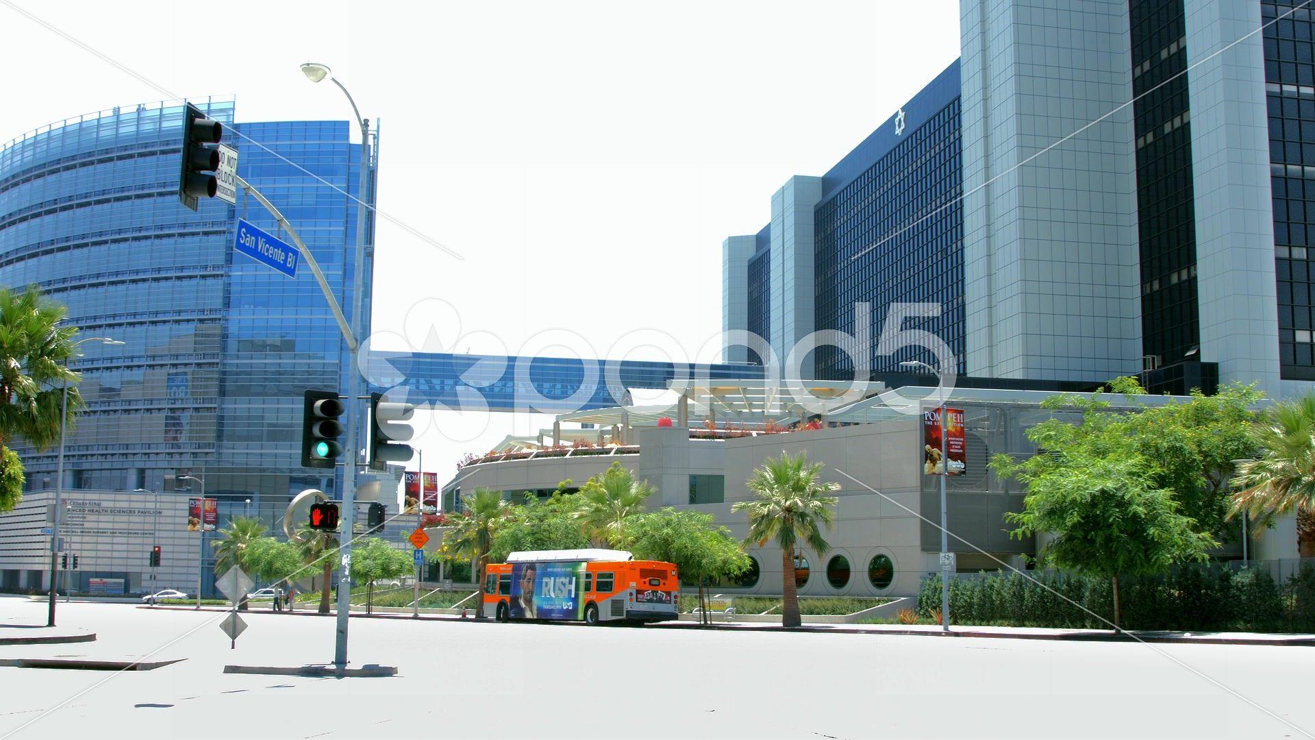 Cedars-Sinai Medical Center in Los Angeles California
