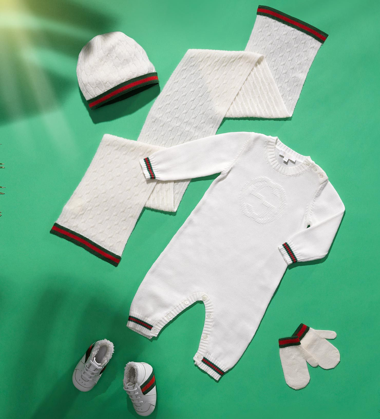 6223809e7b59 Gucci baby outfit