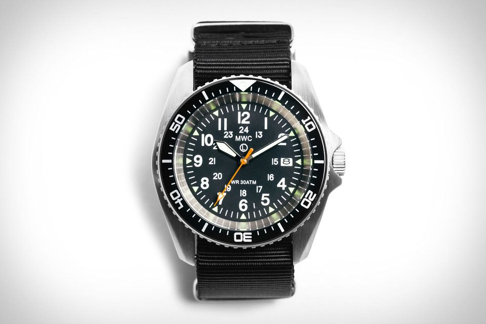 MWC Kampfschwimmer Military Dive Watch | Dive watches, Mens time pieces,  Watches