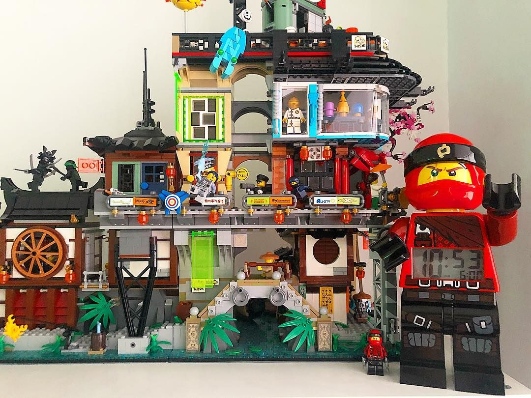 Kai is of course the Elemental Master of Fire! #legowatch ...
