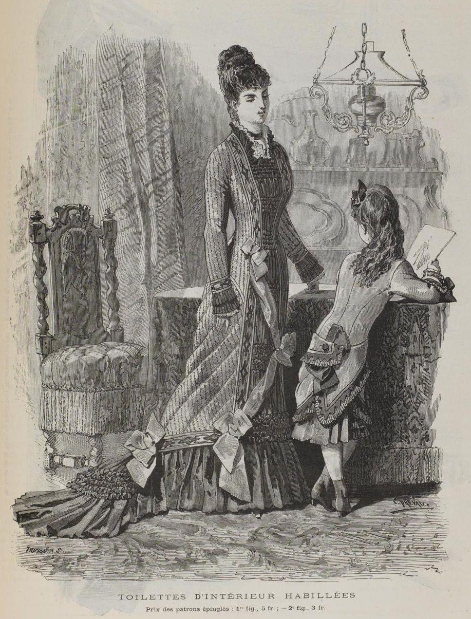 Le Moniteur de la Mode 1877 (K/2)