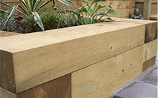Ecotreated Softwood Raised Beds