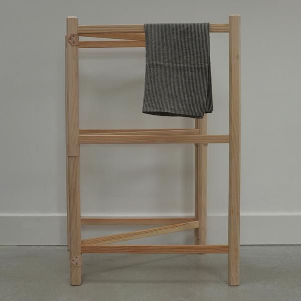 Wooden Clothes Horse With Images Wooden Drying Rack Wooden Handmade Wooden