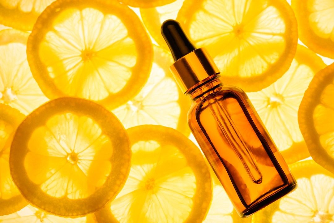 Serum con vitamina C, luz en tu piel Vitamina e