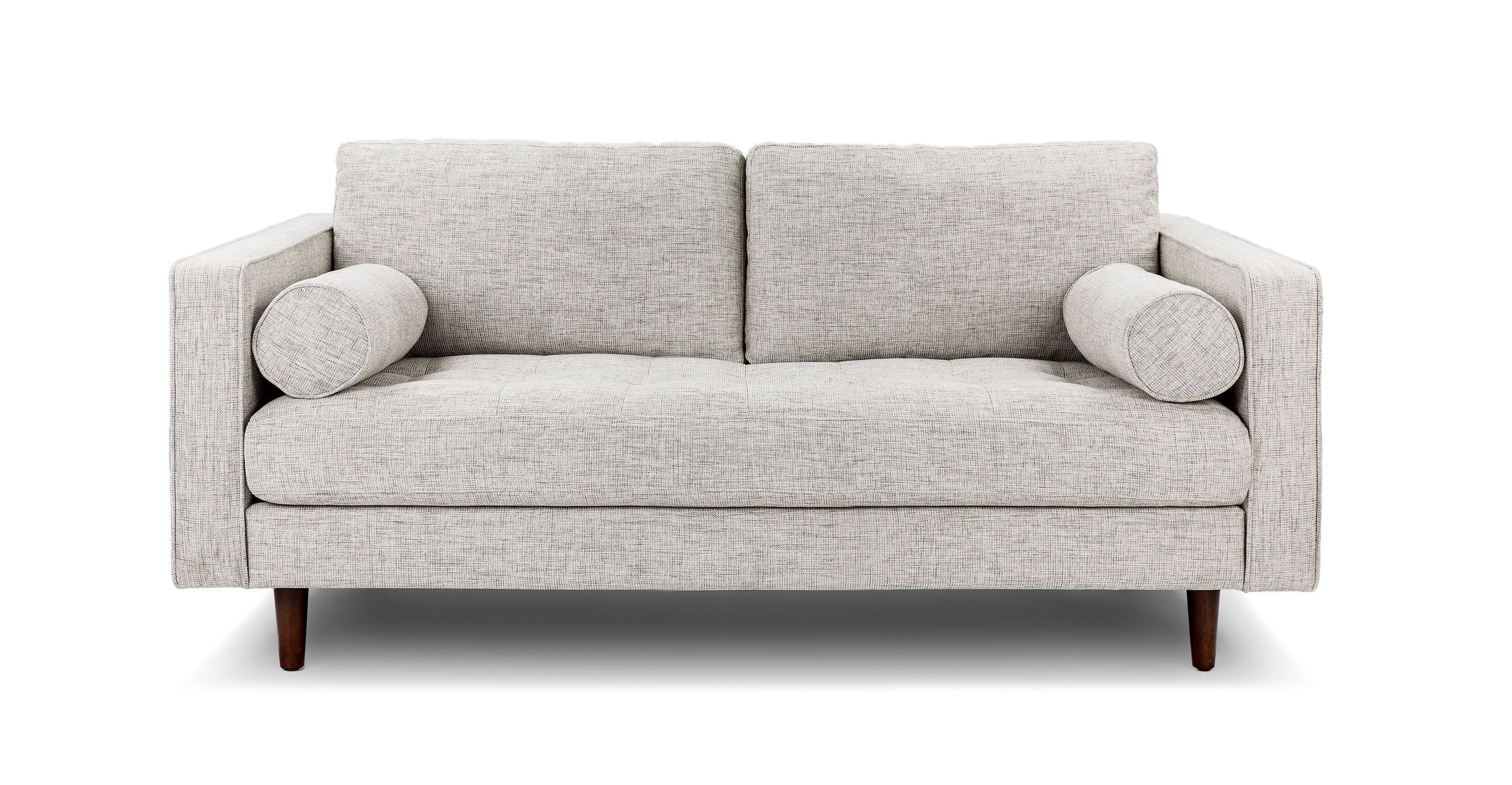 "Sven Birch Ivory 72"" Sofa Sofas Article"
