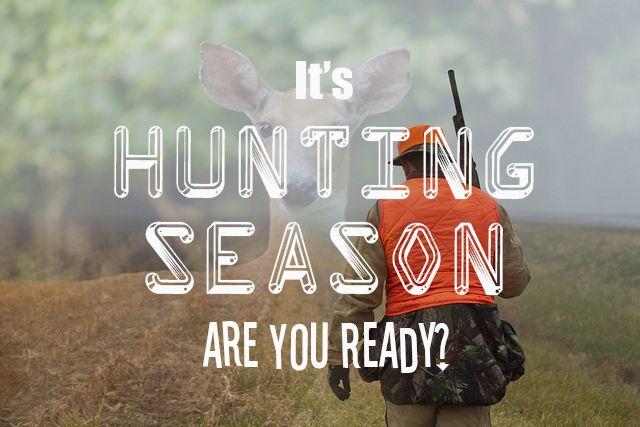 TSSi Gears Up For Hunting Season