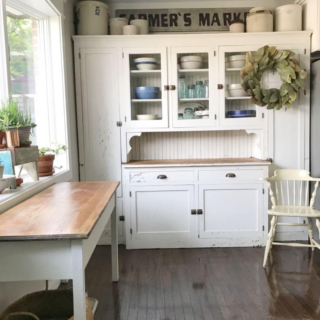 Farmhouse Kitchen Amazing Kichens Pinterest Farmhouse kitchens