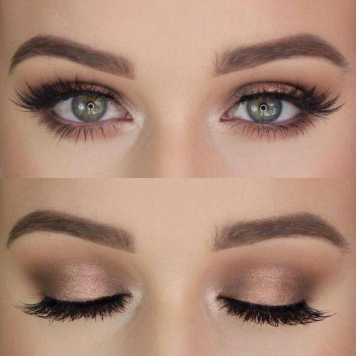 Como Maquillarse Los Ojos Paso A Paso Natural