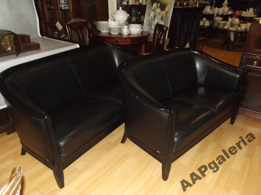 Skorzany Komplet Wypoczynkowy Westmeier 2 Sofy 6059060749 Oficjalne Archiwum Allegro Furniture Home Decor Home