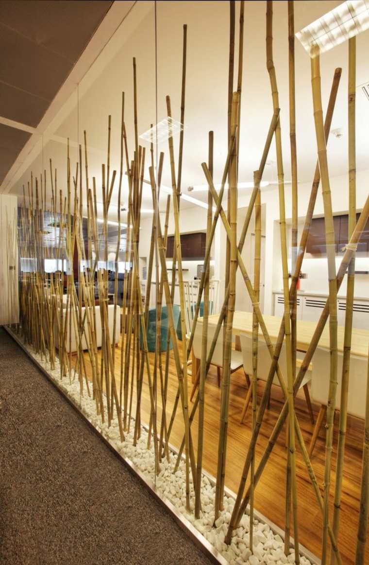 Du bambou d co pour un int rieur original et moderne d couvrir bambou de - Deco bambou interieur ...