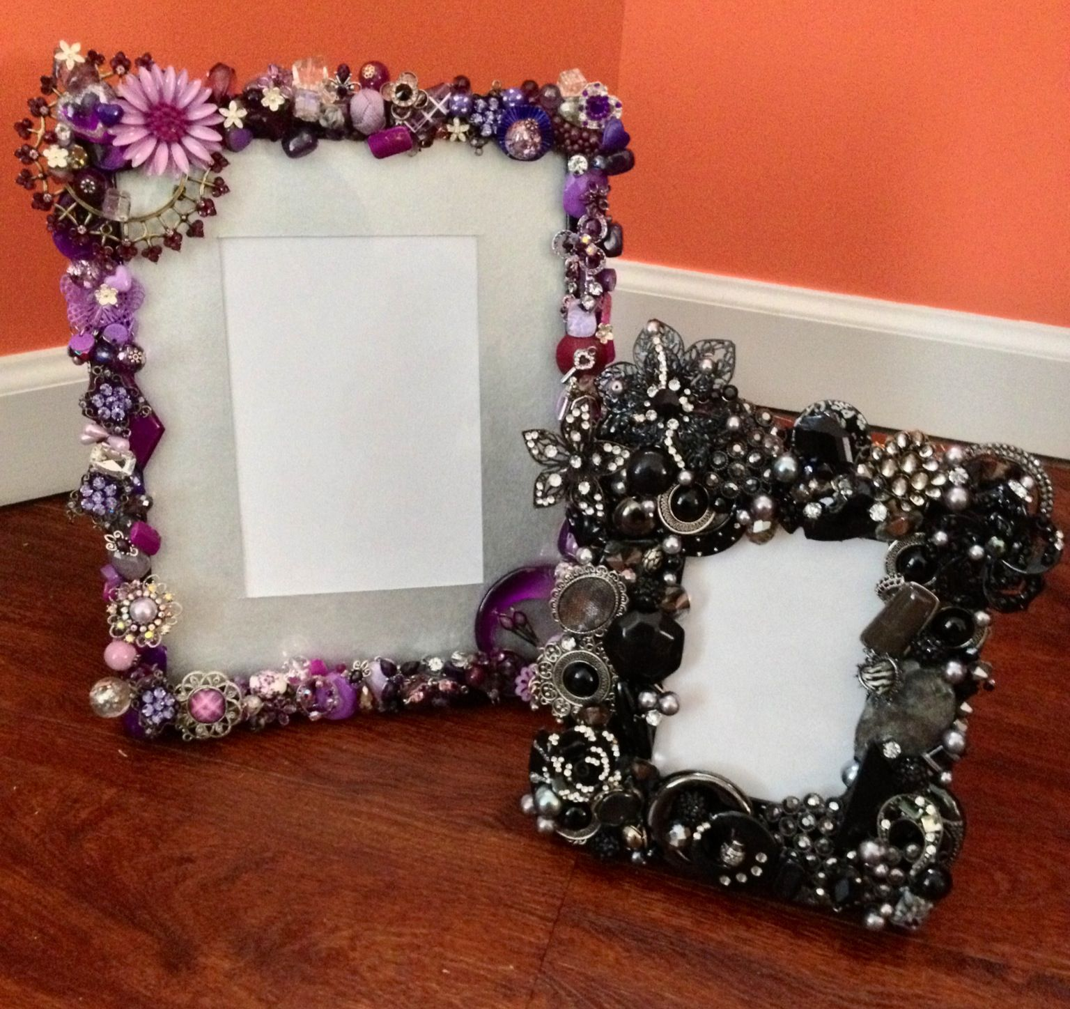 handmade picture frames crafts pinterest