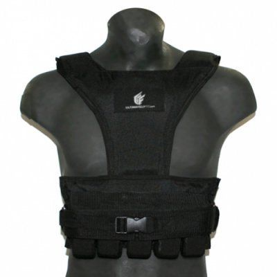 Ultimately Fit Micro Adjustable Weighted Vest XM100