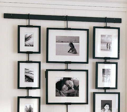 Hanging Frames | Hanging frames, Wall decor and Wall galleries