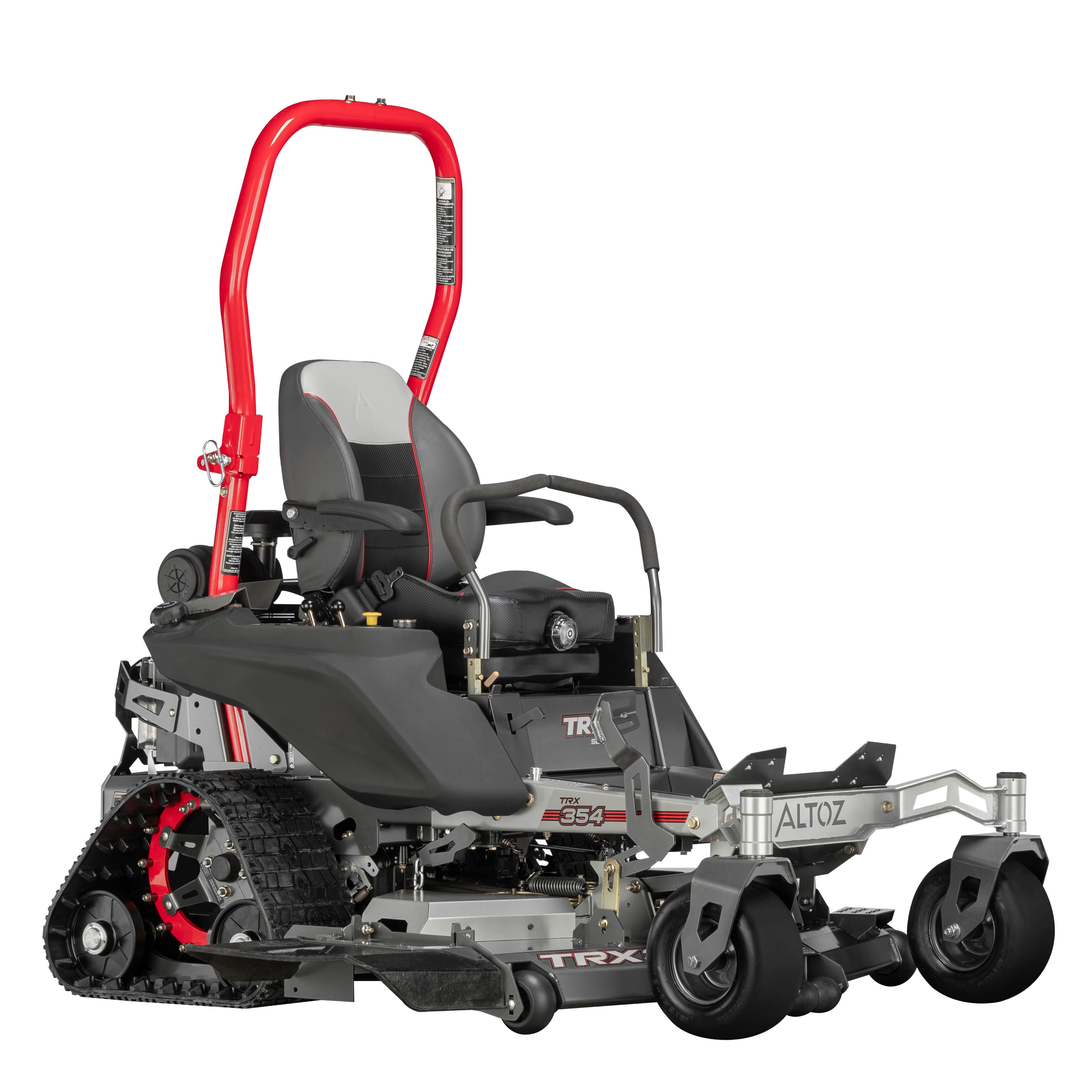 Altoz Trx 354 Zero Turn Mower With Tracks Zero Turn Mowers Trx Mower