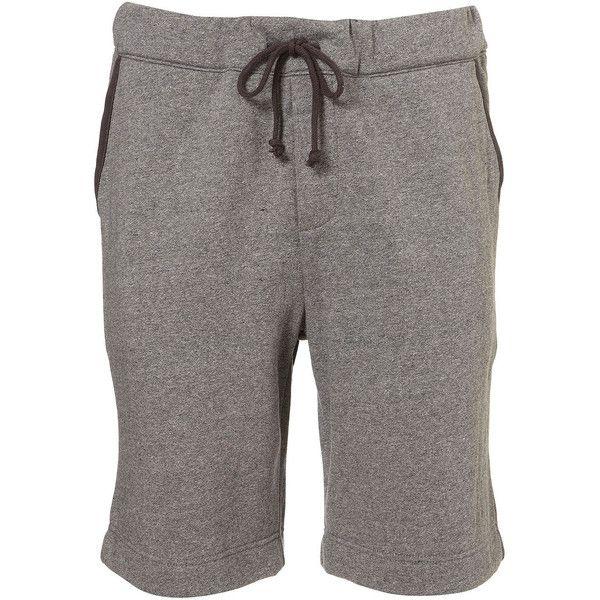 Lifetime Hustle Fleece Shorts ($160) ❤ liked on Polyvore