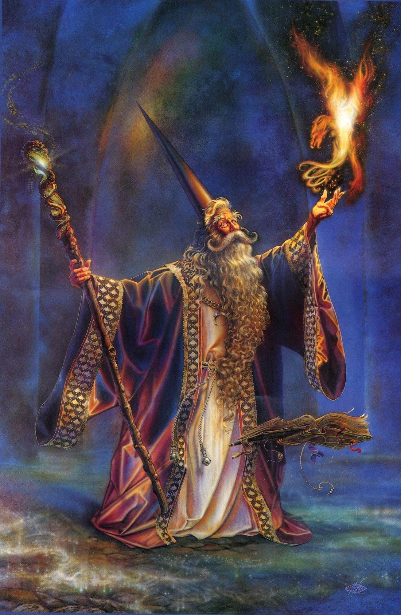 wizard dragon wizard pinterest dragons fantasy art and