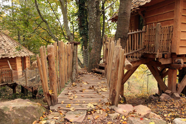 Le Village de cabanes essentielles - Construction de cabane dans les ...