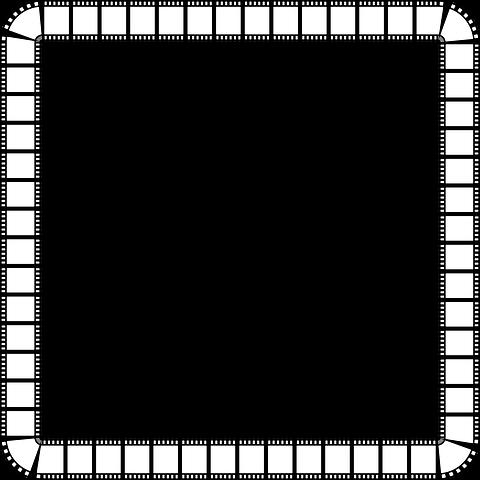 Abstract Art Border Camera Cinema Free Frames And Borders Free Frames Image Frame